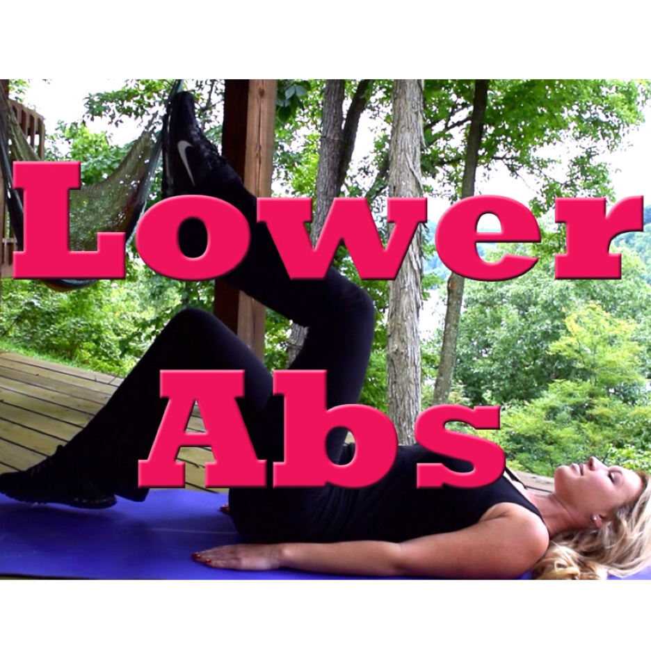 how to get flat lower abs in a week